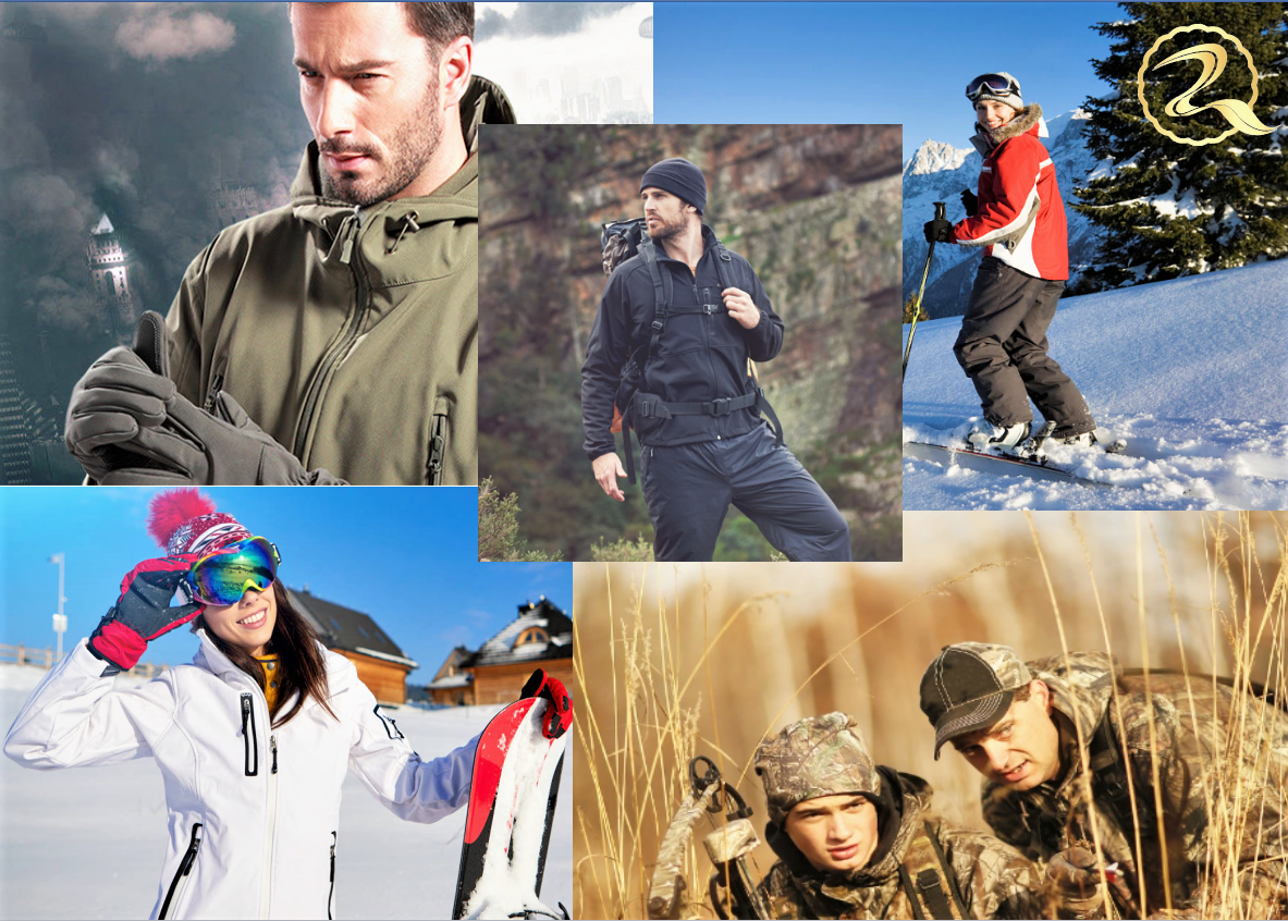 Thick Fur Bonding For Winter Wear