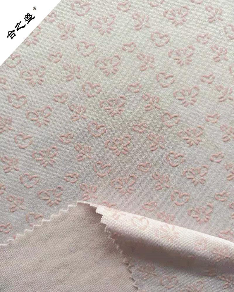 anti skidding interlock fabrics for gloves
