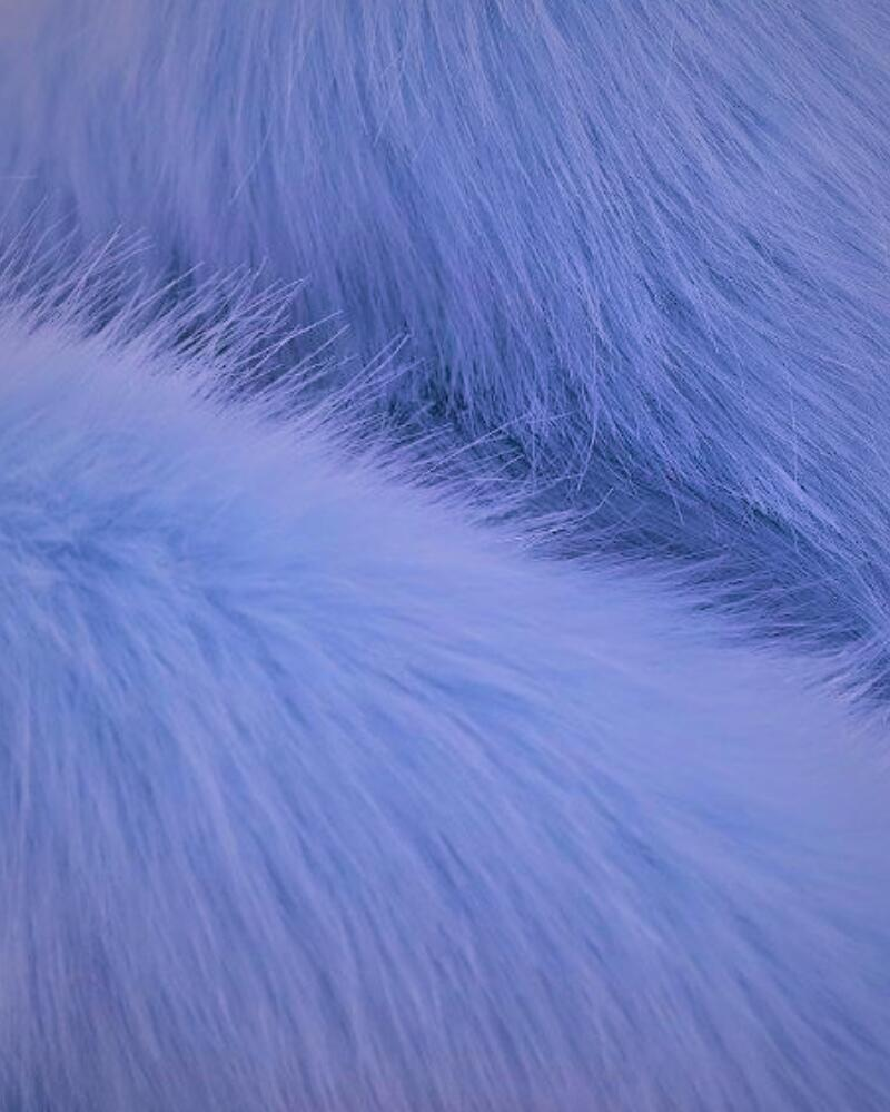 3mm polyester faux fur 400gsm