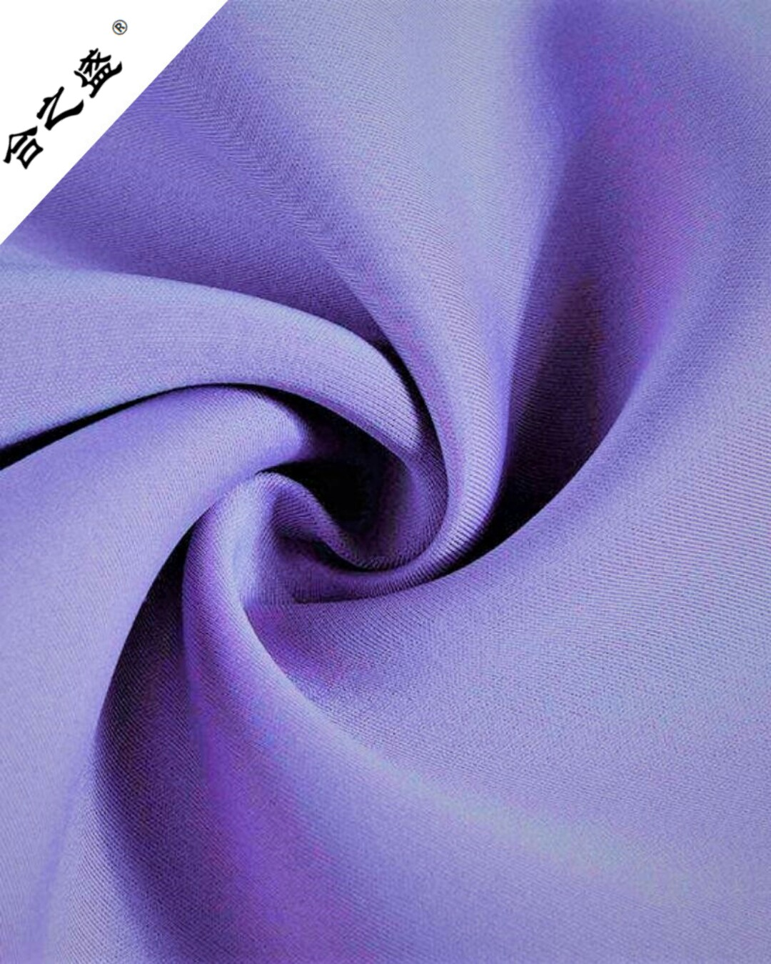 poly spandex scuba knit fabric