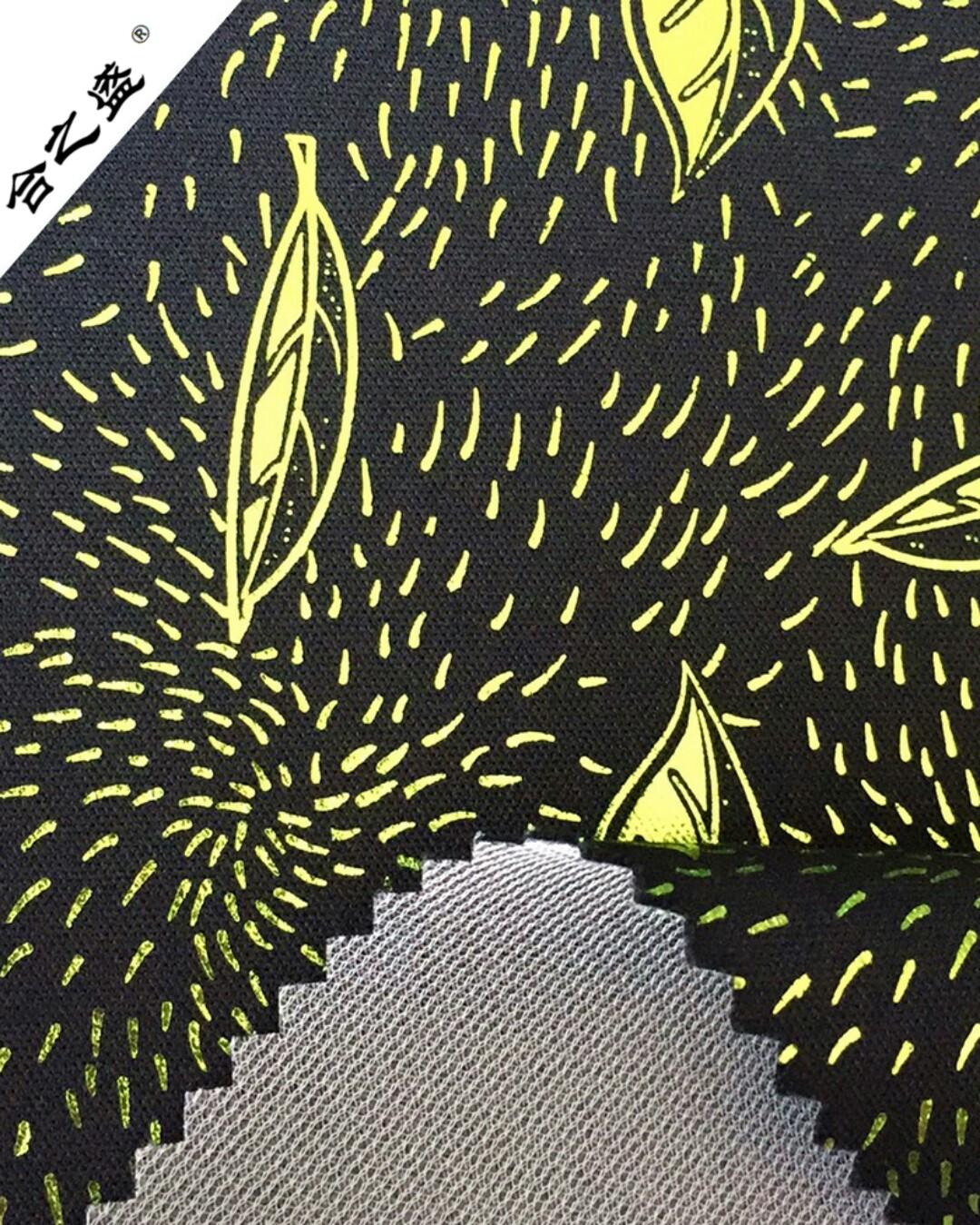 bling fabrics bonding