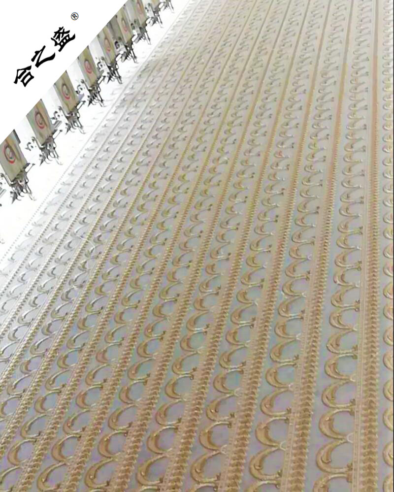 dress fabric embroidery