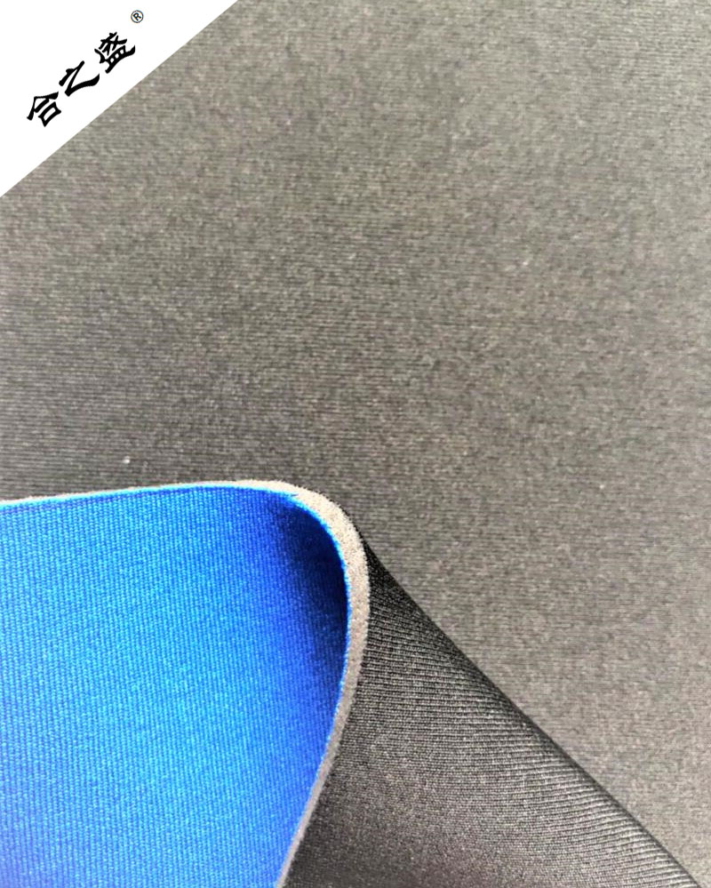 3mm neoprene shoes bonding material