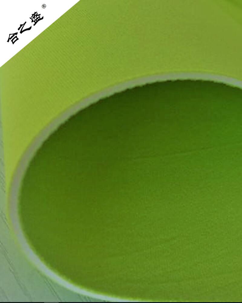 CR neoprene bonded in fluorescent
