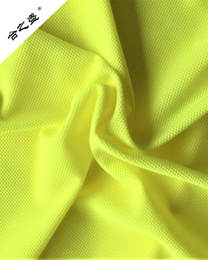 customized hi vis mesh