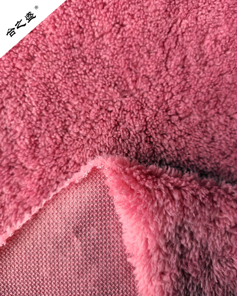 home textile brushed material for blanket