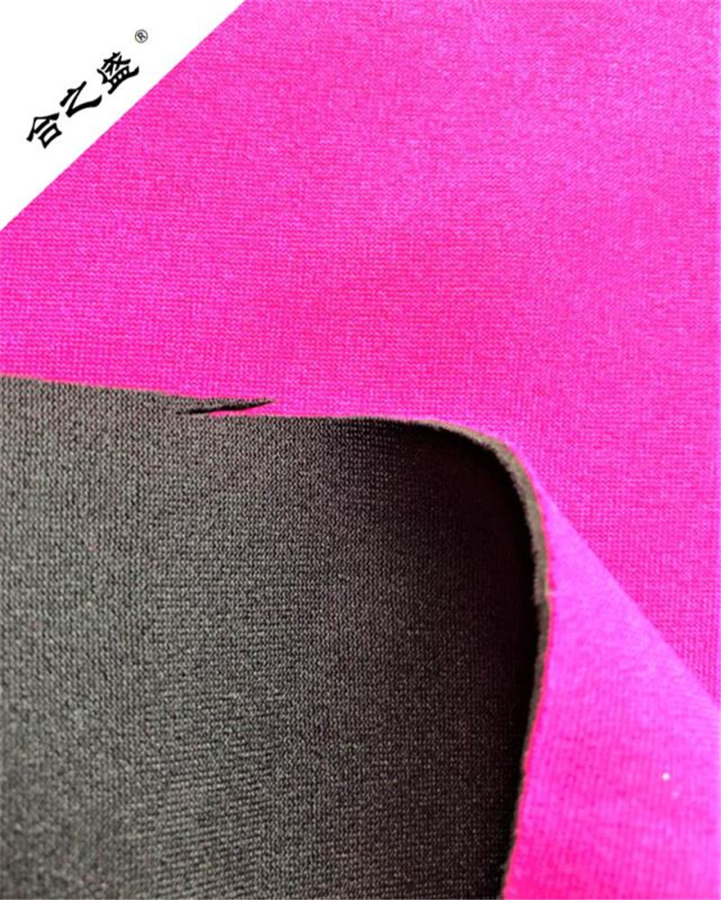 2mm of thin and soft neoprene material lamination for gloves
