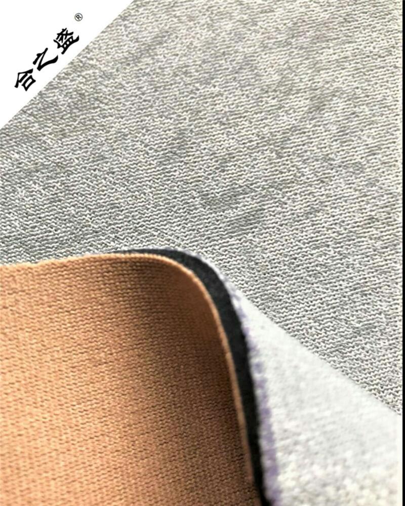 3mm terry bonded SBR neoprene for kneecap