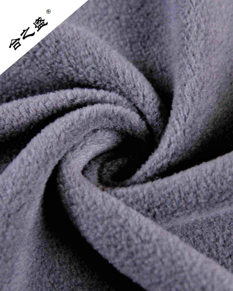 cheap price of FDY brushed polar fleece for gloves