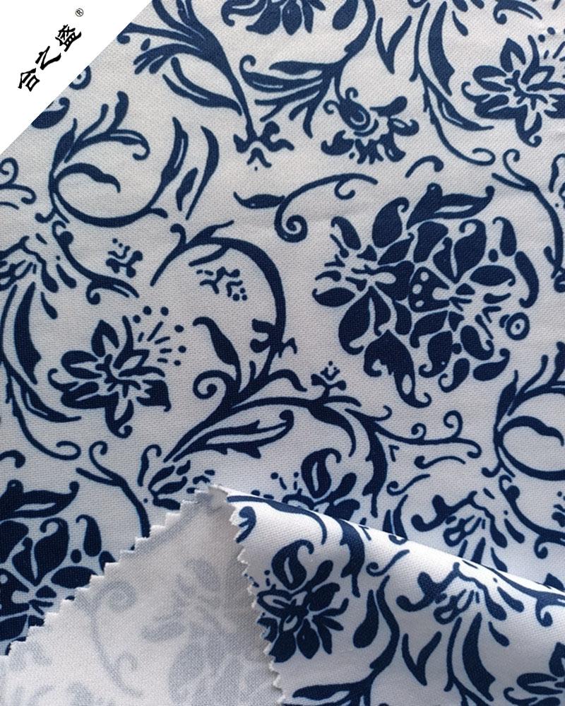 printed scuba fabric