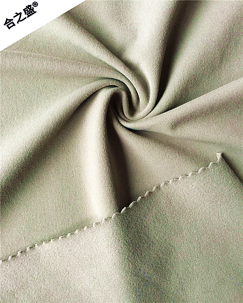 nylon lycra brushed knitted jersey fabric
