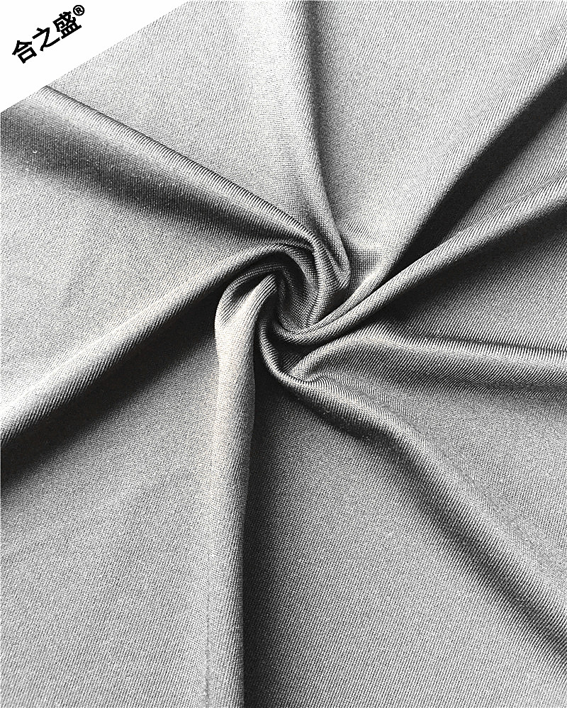 high color fastness of spandex jersey